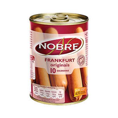 Picture of Sals NOBRE Frankfurt Lata 10un 250gr