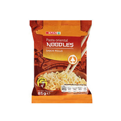 Imagem de Massa Oriental SPAR Noodles Frango 85gr