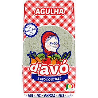 Picture of Arroz D'AVÓ Extra Longo Agulha 1kg