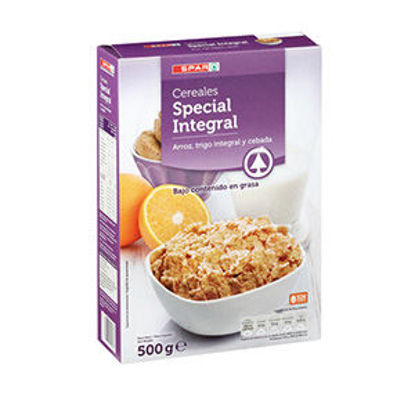 Picture of Cereais SPAR Especial Integral 500gr