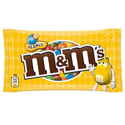 Picture of Choc M&Ms Amendoim 45gr