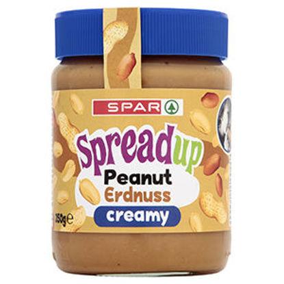 Picture of Manteiga Amendoim SPAR Cremosa 90% 350gr
