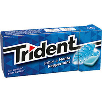Imagem de Past TRIDENT Fresh Peppermint 14,5gr