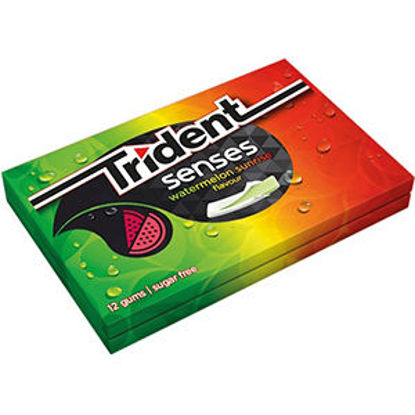 Imagem de Past TRIDENT Senses Watermelon 23gr