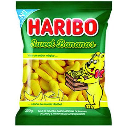 Imagem de Gomas HARIBO Sweet Bananas 90gr