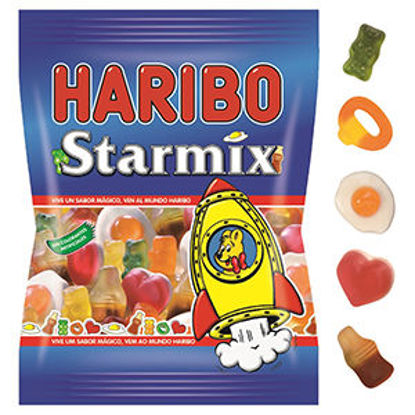 Imagem de Gomas HARIBO Starmix 90gr
