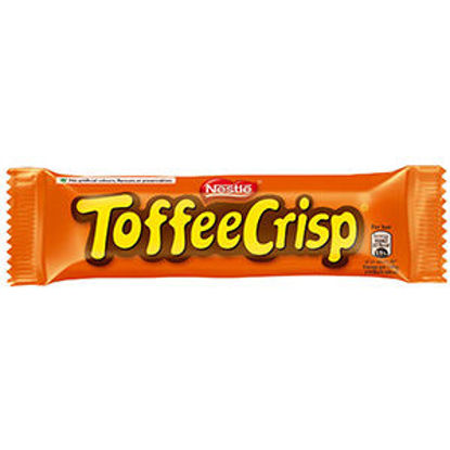 Picture of Choc TOFFEE CRISP 38gr