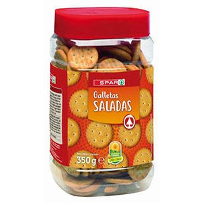 Picture of Bolacha SPAR Salgadas Redondas 350gr