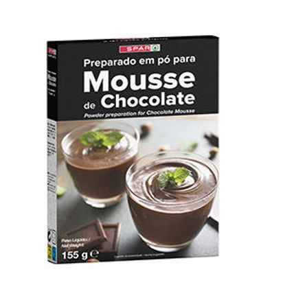 Picture of Mousse Chocolate SPAR 155gr