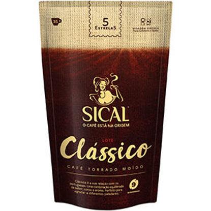 Imagem de Café SICAL 5 Estrelas Moag Grossa 250gr