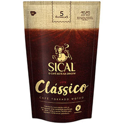 Imagem de Café SICAL 5 Estrelas Moag Normal 250gr