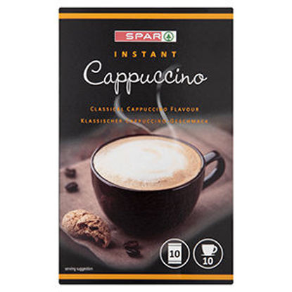 Picture of Cappuccino SPAR 10x12,5gr