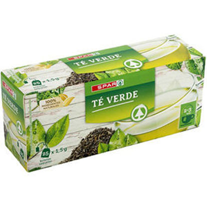 Picture of Chá SPAR Verde Saq 25un