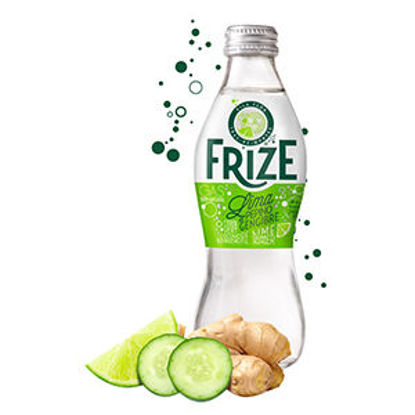 Picture of Água FRIZE C/Gás Lima Pepino Gengibre 0,25lt