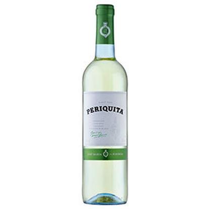 Picture of Vinho PERIQUITA Branco 75cl