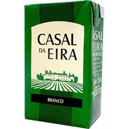 Picture of Vinho CASAL DA EIRA Branco Tetra 25cl