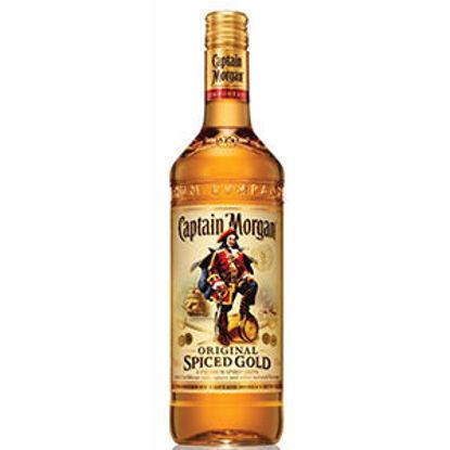 Picture of Rum CAPTAIN MORGAM Gold 70cl