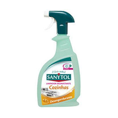 Imagem de Desinfetante SANYTOL Cozinhas 750ml