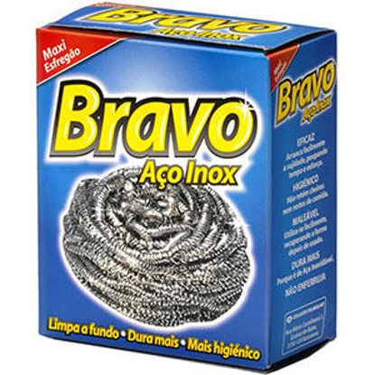 Picture of Esfregao BRAVO Inox