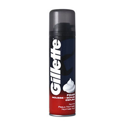 Picture of Espuma Barb GILLETTE Clas Pele Nor 200ml