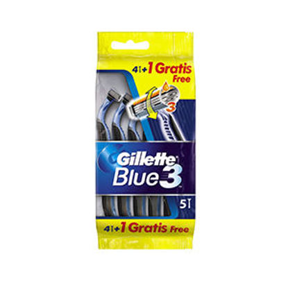 Picture of Maquina Desc GILLETTE Blue III 4+1un