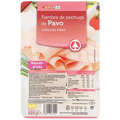 Picture of Peito Peru SPAR Finíssimo 150gr