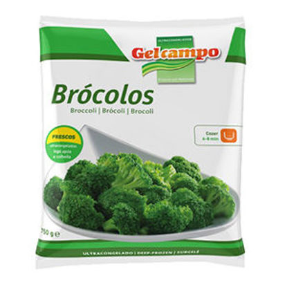Picture of Brócolos GELCAMPO 300gr