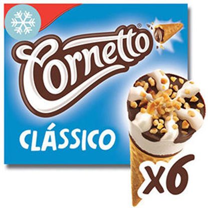 Imagem de Gelado OLA Corneto Class 6x90ml