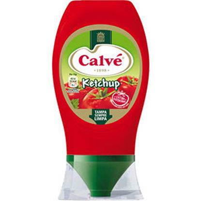 Picture of Ketchup CALVE Top Down 250ml