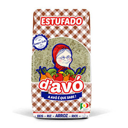 Picture of Arroz D'AVÓ Extra Longo Estufado 1kg