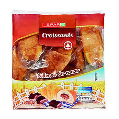 Picture of Bolo SPAR Croissant Recheio Choco 315gr