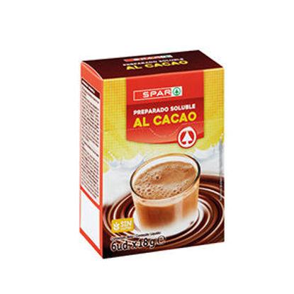Picture of Cacau Solúvel SPAR Monodoses 6x18gr