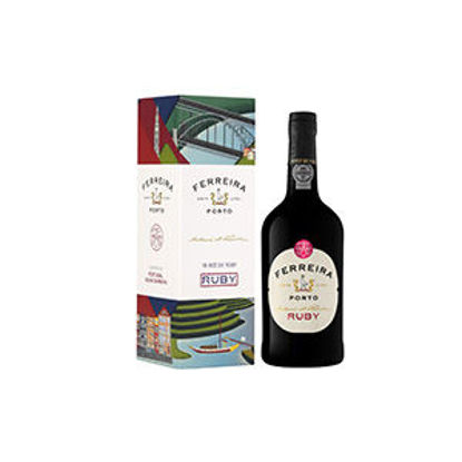 Picture of Vinho Porto FERREIRA Ruby 75cl