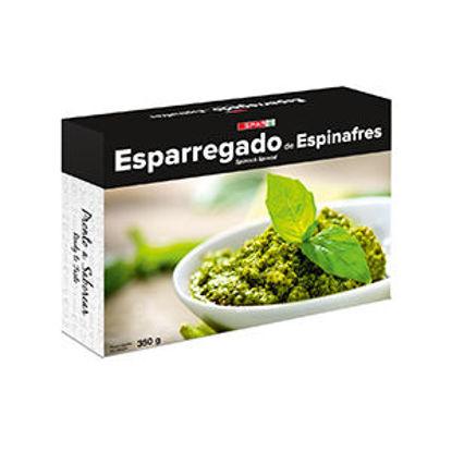 Imagem de Esparregado Espinafres SPAR 350gr