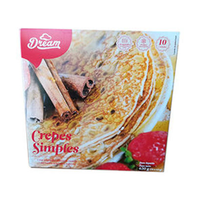Picture of Crepes DREAM LIVE HAPPY Simples 630g