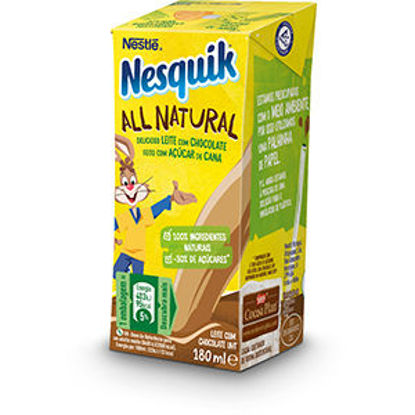 Picture of Leite NESQUIK All Natural Choco 180ml