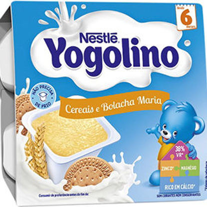 Picture of Iog NESTLE Yogolino Bol Maria 4x100gr