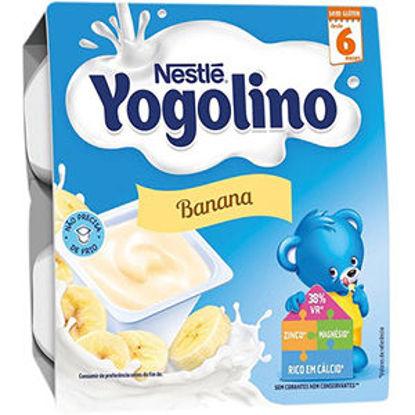 Picture of Iog NESTLE Yogolino Banana 4x100gr