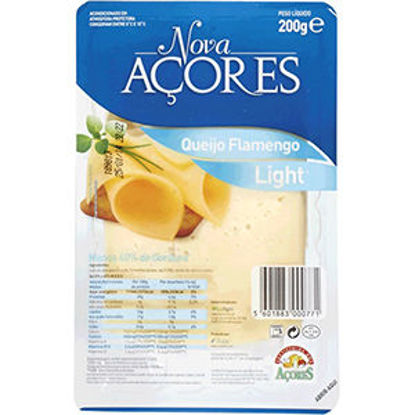 Picture of Queijo NOVA ACORES Flam Light Fat 200gr