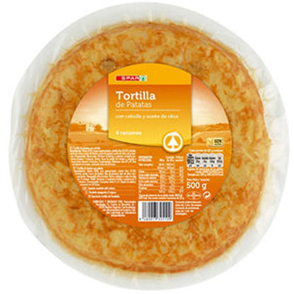 Picture of Tortilha SPAR Batata C/ Cebola 500gr