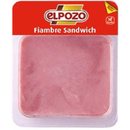 Picture of Fiambre ELPOZO Sandwich 150gr