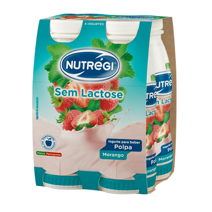 Imagem de Iog NUTREGI S/Lactose Liq Pol Mor 170gr