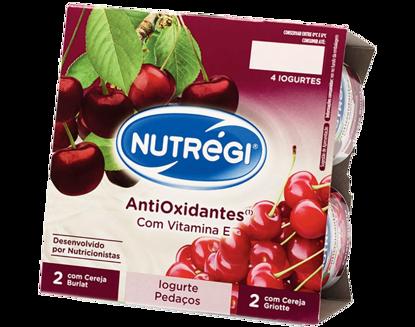 Imagem de Iog NUTREGI Antiox Pedaços Cereja 120g