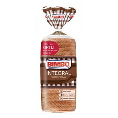 Picture of Pão Forma BIMBO Integral 480gr