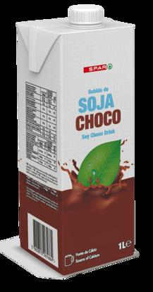 Imagem de Bebida Soja SPAR Chocolate 1lt