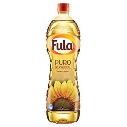 Picture of Óleo Alimentar FULA Puro Girassol 1lt