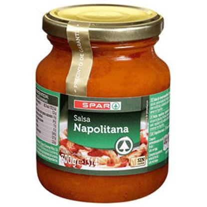 Picture of Molho SPAR Tomate Napolitana 300gr