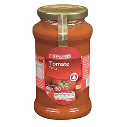 Picture of Tomate SPAR Frito Frasco 570gr