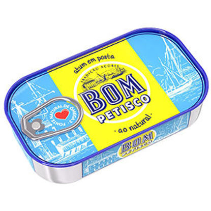 Picture of Atum BOM PETISCO Natural Posta 120gr