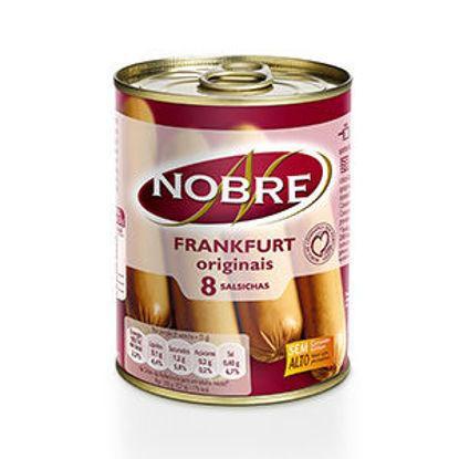 Picture of Sals NOBRE Frankfurt Lata 8un 200gr